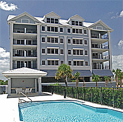 Ocean Club Condominiums in Cocoa Beach