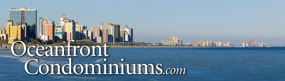 Oceanfront Condominiums header image